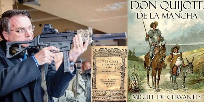 Os livros, as armas e os barões assinalados