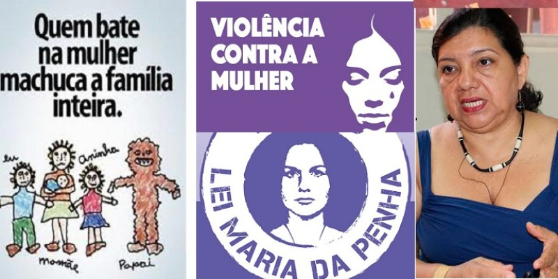 Lei Maria da Penha: Jane, Black Cisco, Big Black