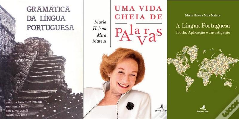 Maria Helena Mateus: a dama da língua portuguesa