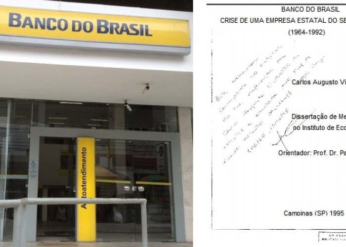 A política no Amazonas e o checho no Banco do Brasil
